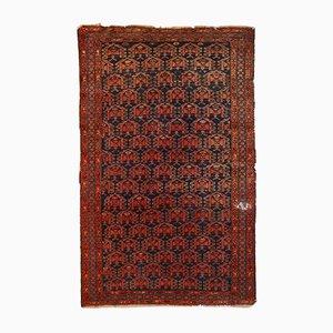 Alfombra Malayer hecha a mano, años 20