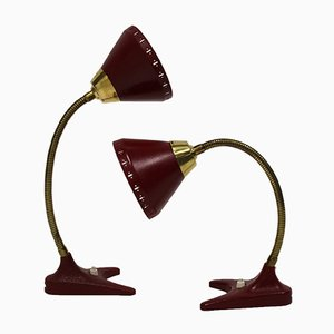 Model B 49 Table Lamps from EWÅ, Set of 2
