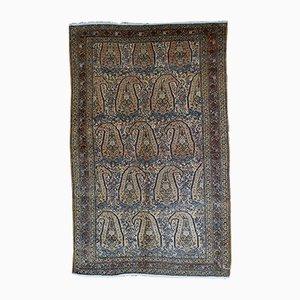 Handgefertigter orientalischer Teppich, 1900er