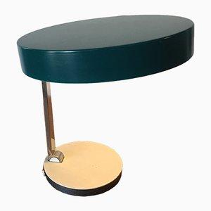 Lámpara de mesa circular, años 50