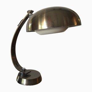 Amtliche Schreibtischlampe, 1950er