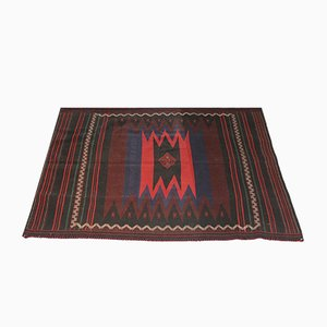 Orientlaischer Vintage Teppich, 1940er