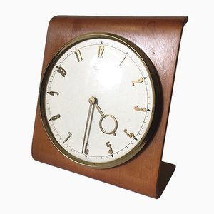 Reloj de mesa de Kienzle, años 50