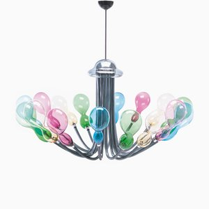 K1 Blob Chandelier with 16 Lights by Karim Rashid for Purho