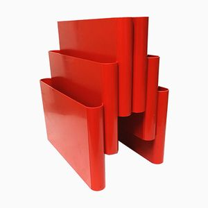 4675 Magazine Rack by Giotto Stoppino for Kartell, 1970s