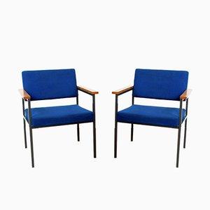 36DLA Armlehnstühle von Gijs van der Sluis, 2er Set