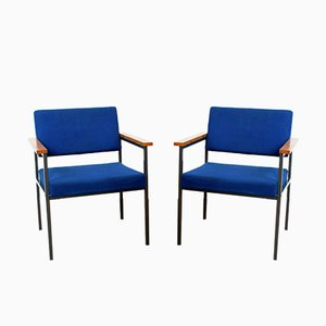 36DLA Chairs by Gijs van der Sluis, Set of 2