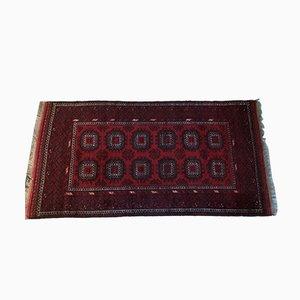 Traditioneller orientalischer Vintage Wollteppich