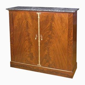 Mueble de caoba, siglo XIX
