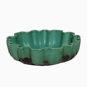 Scodella in ceramica di Gio Ponti & Gariboldi per Richard Ginori, anni '40