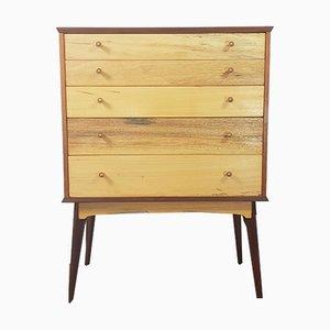 Kommode oder Tallboy von Alfred Cox für AC Furniture, 1950er