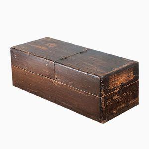 Caja de taller industrial, años 40