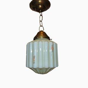 Vintage Brass Pendant