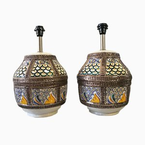 Lamps from Benlloch, 1980s, Set of 2