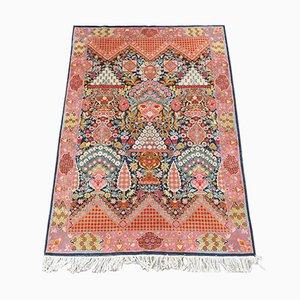 Großer Mid-Century Samarkand Teppich