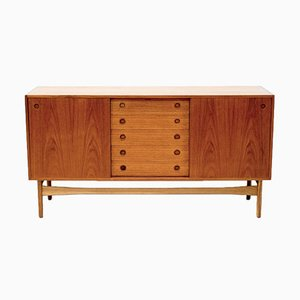 Swedish Teak Sideboard from JOC Vetlanda, 1960s