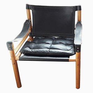Sirocco Armlehnstuhl von Arne Norell für Möbel Sweden, 1960er