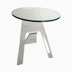 Table Basse Grillo par Vittorio Livi pour FIAM, Italie, 1970s
