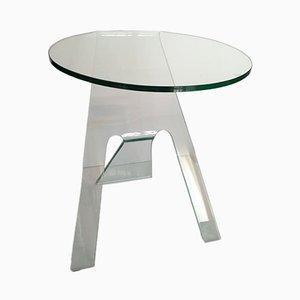 Tavolino da caffè Grillo di Vittorio Livi per FIAM, Italia, anni '70