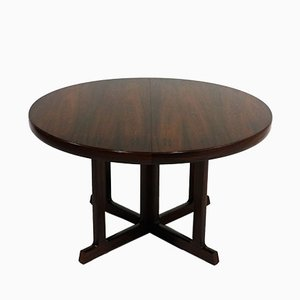 Rosewood Dining Table by Johannes Andersen for Hans Bech, 1960s