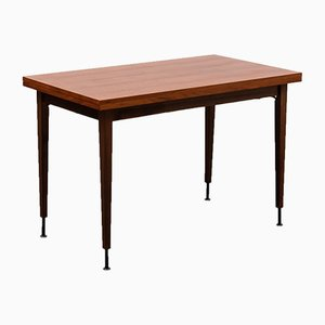 Adjustable Walnut Dining Table, 1960s