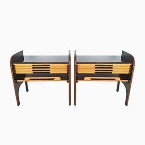 Tables de Chevet, France; 1960s, Set de 2
