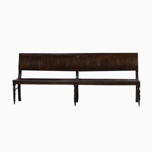 Vintage Bistro Bench from Vauconsant