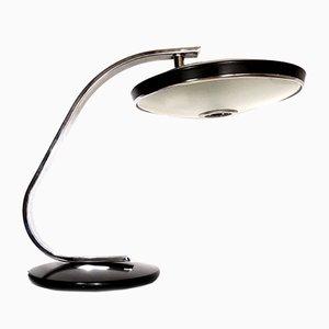Lampe de Bureau 520C Noire Vintage de Fase