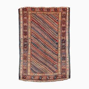 Antiker kurdischer handgefertigter Teppich, 1860er
