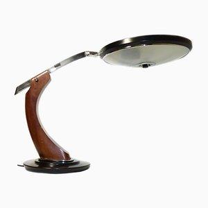 Vintage President Schreibtischlampe von Fase
