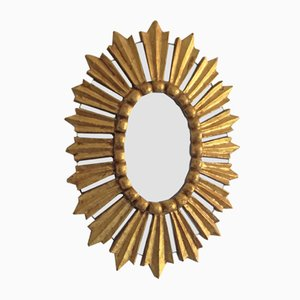 Espejo oval vintage