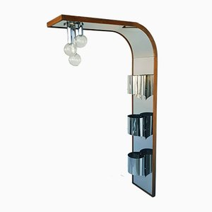 Large GPL-3 Wall Sconce by Ignacio Riera for Llum, 1970s