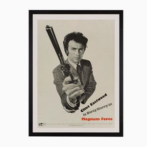 Magnum Force US Film Poster by Bill Gold, 1973