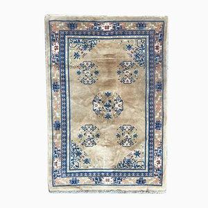 Chinesischer Vintage Pekin Teppich