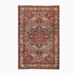 Antique Middle Eastern Handmade Rug, 1880s