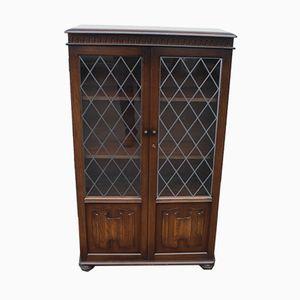 Priory Oak Display Cabinet, 1960s