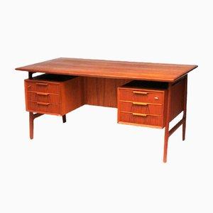 Modell 75 Schreibtisch von Gunni Omann, 1955