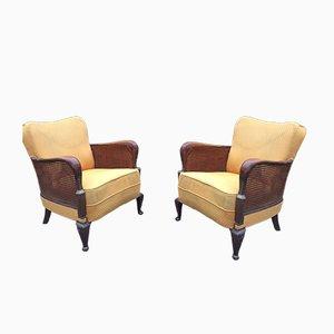 Club chair Mid-Century, set di 2