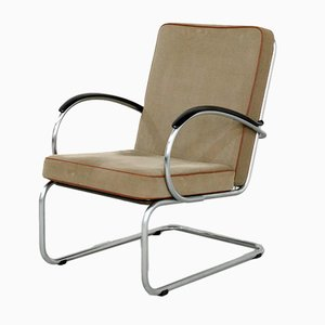 409 Easy Chair by W.H. Gispen, 1950s