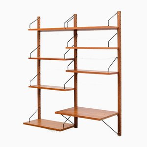 Mid-Century Royal System by Poul Cadovius for Cado
