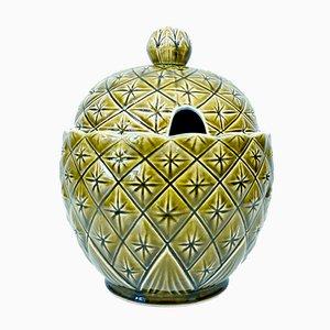 Bol à Soupe Ananas Antique par Ludwig Wessel pour Wessel