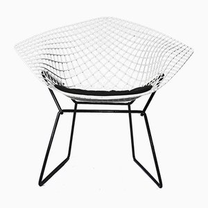 Vintage Diamond Sessel von Harry Bertoia für Knoll