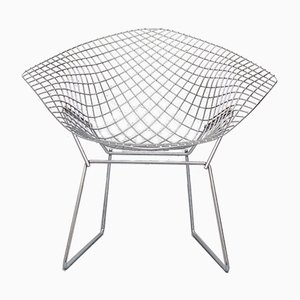 Chaise Diamant Vintage par Harry Bertoia pour Knoll International