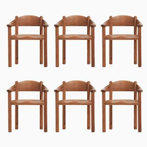 Dining Chairs by Rainer Daumiller for Hirtshals Sawmill, 1970s, Set of 6