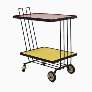 Modernist Trolley Model 203 from DICO, 1950s