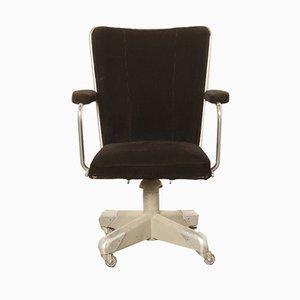 Chaise de Bureau Président par Ch. Hoffmann pour Gispen, 1950s