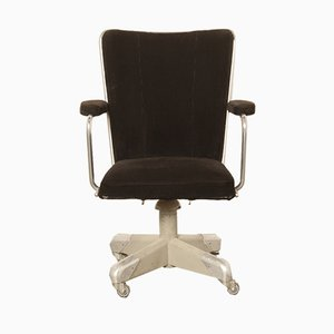 President Desk Chair by Ch. Hoffmann for Gispen, 1950s