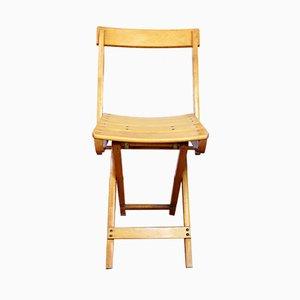 Chaise de Peintre Pliable Vintage
