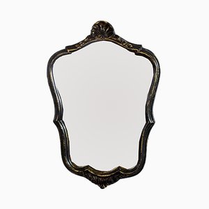 Vintage Spiegel mit Rahmen aus Harz