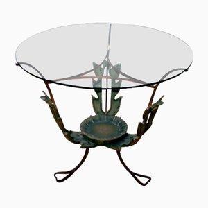 Tavolino da caffè di Pier Luigi Colli, anni '50
